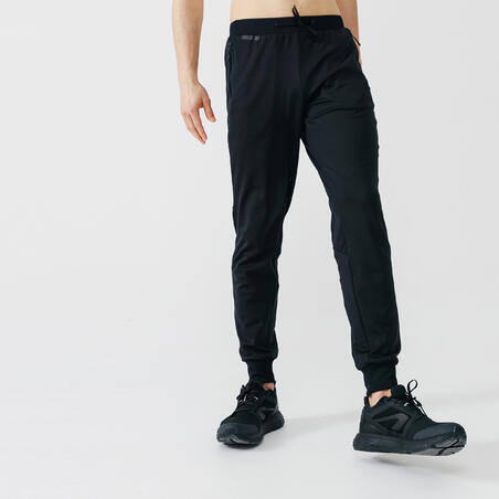 Pantalon de course à pied Warm + - Hommes