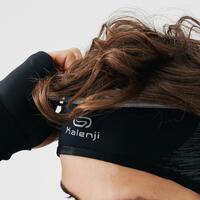 RUNNING HEADBAND EAR PROTECTION  BLACK