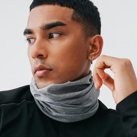Multi-purpose running headband