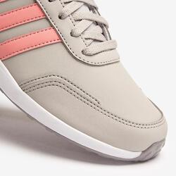 Adidas Switch Kids' Walking Shoes Laces - Grey/Pink