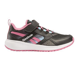 Scarpe camminata bambino Reebok ROAD SUPREME nero-rosa