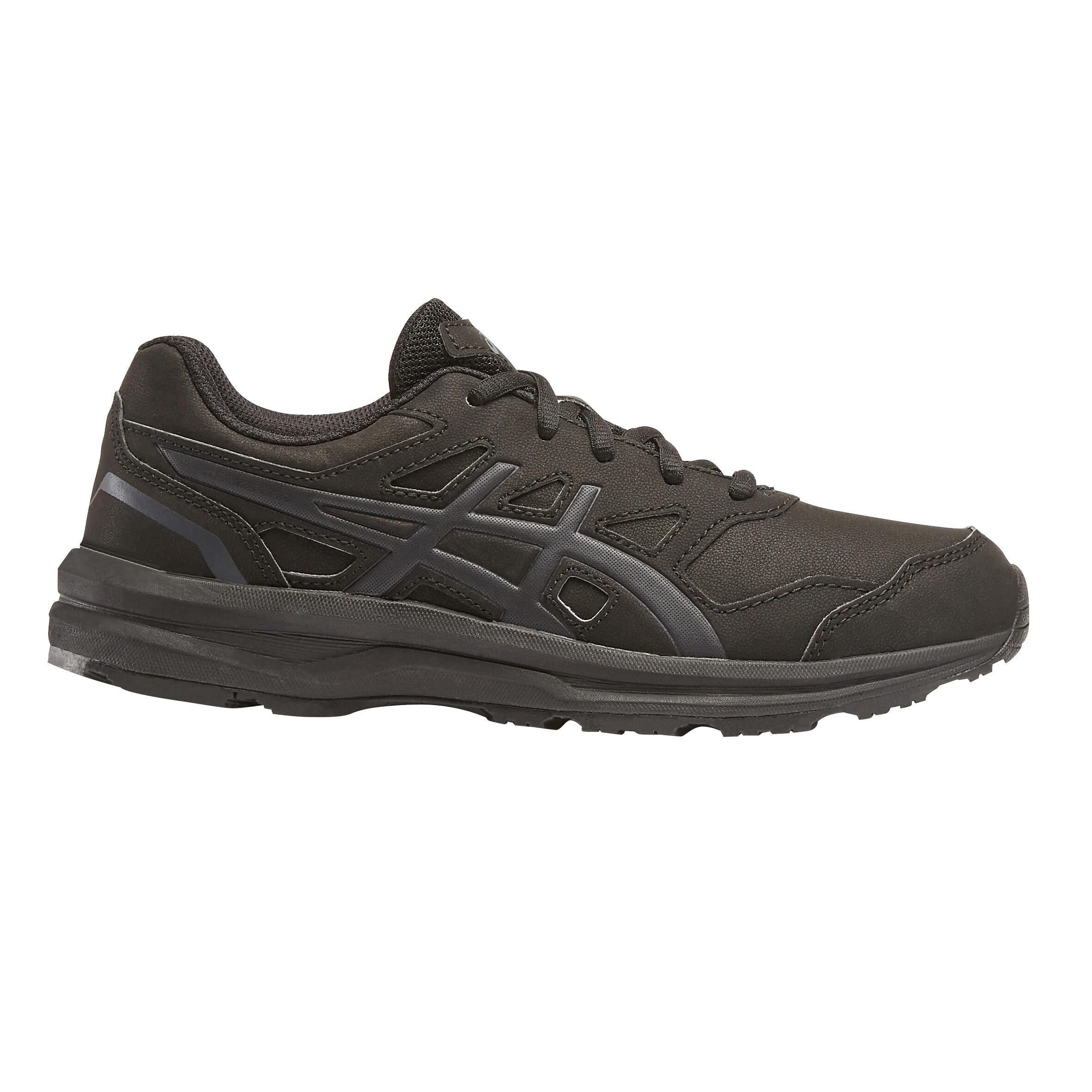 Chaussures marche sportive femme Asics Gel Mission noir
