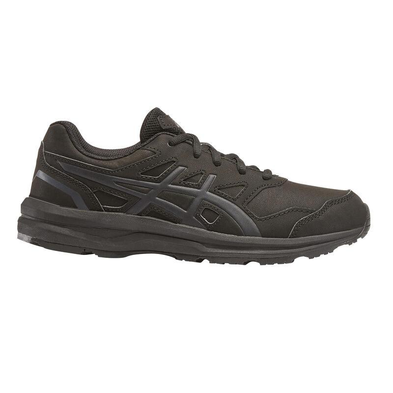Damessneakers voor sportief wandelen Gel Mission zwart