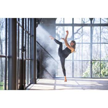 Top Modern Dance fließend Damen schwarz
