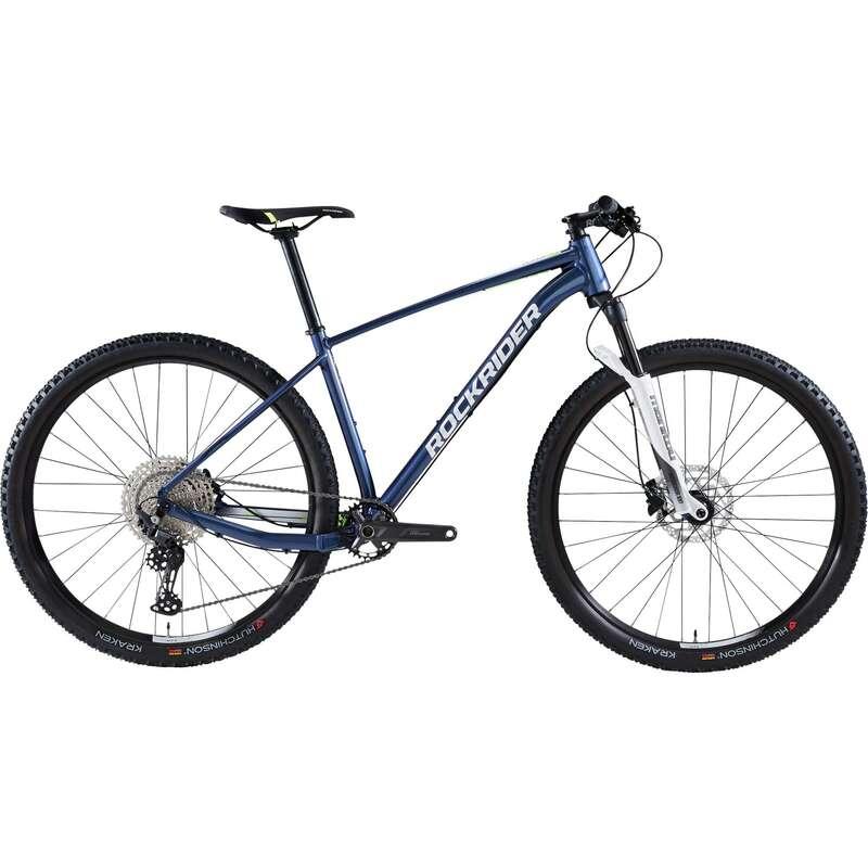 CROSS COUNTRY DAĞ BİSİKLETİ YETİŞKİN Dağ Bisikleti - ROCKRIDER XC 100 DEORE MTB ROCKRIDER - All Sports