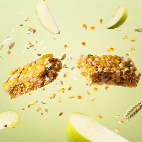 Eco-Size Cereal Bar 10 x 21 g Clak - apple