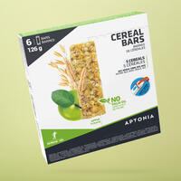 CLAK CEREAL BAR WITH APPLE 6X21 G