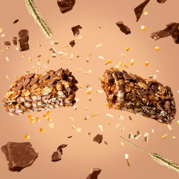 Barra de Cereais CLAK ECOSIZE Chocolate 10 x 21g