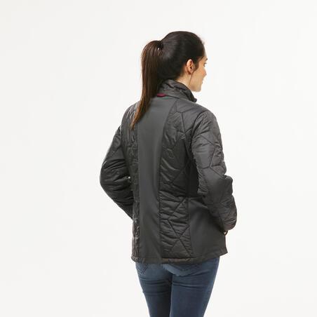 Travel 500 3-in-1 hiking jacket - Women