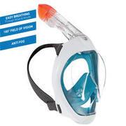 Adult Snorkeling MASK Easybreath 500 - Dark Turquoise