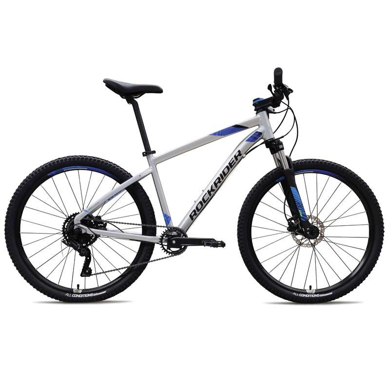 Горные велосипеды для продвинутых Велоспорт - ГОРНЫЙ ВЕЛОСИПЕД 27,5