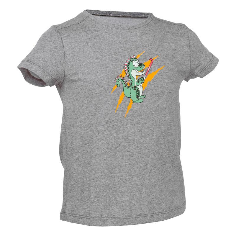 Camiseta de hockey sobre hierba niño FH110 Narwal