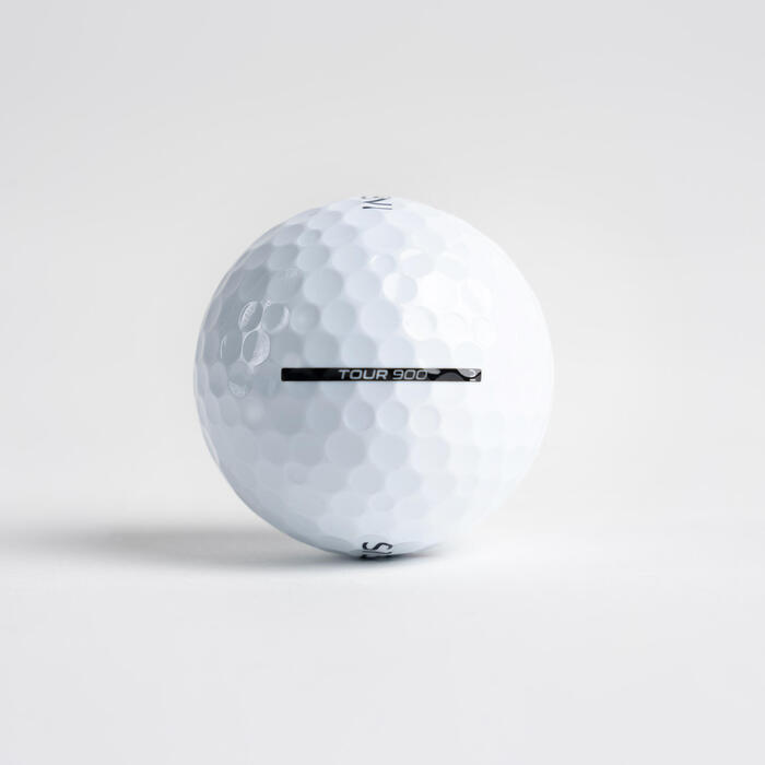 Golfbälle Tour 900 12 Stück weiss