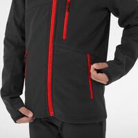 MH550 softshell hiking jacket - Kids