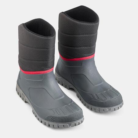Bottes de neige chaudes imperméablesSH100 Warm Mid – Hommes