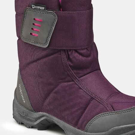"""Vaikiški šilti ir neperšlampami žieminiai batai """"SH100 X-Warm"""""""