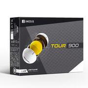 Golf ball TOUR 900 X12 - White