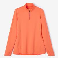 Zip Run long-sleeved shirt - Women