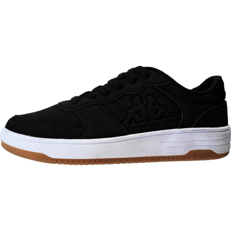 Chaussures de marche enfant Kappa Seattle lacets noir