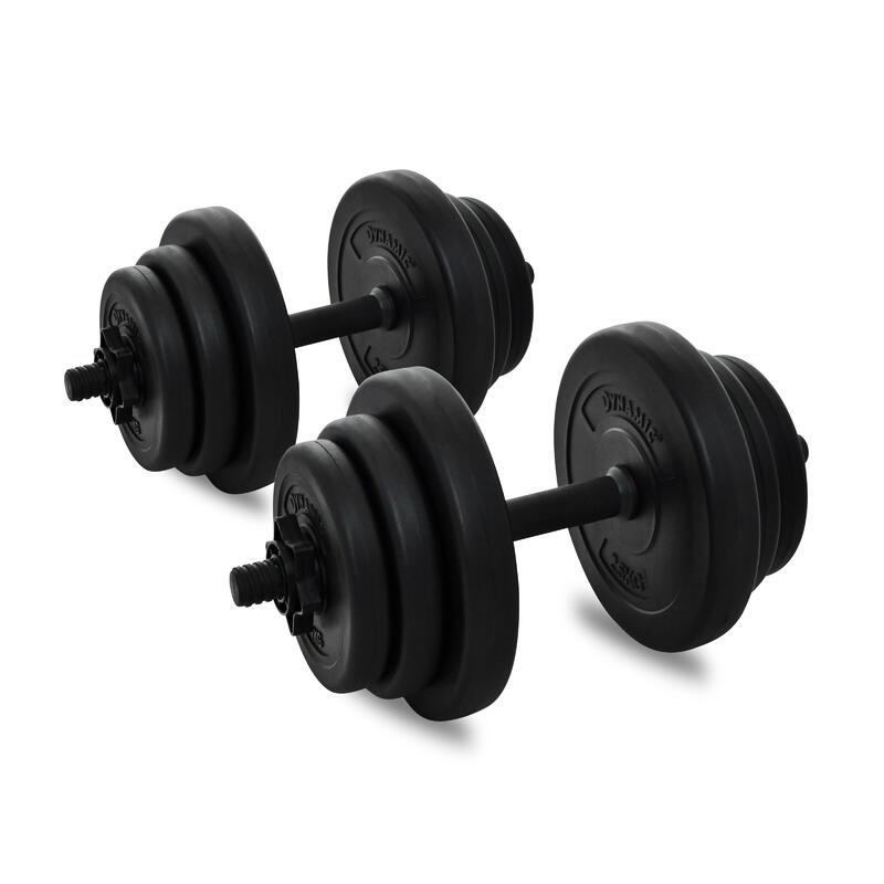 Dambıl Seti - 20 kg - VİNİL DYNAMIC