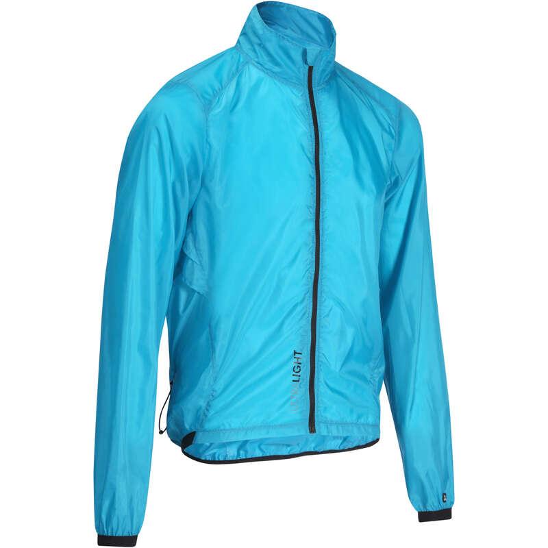 HAB GLASÖGON Cykel - Vindjacka 500 Ulight Blå VAN RYSEL - Cykel 17