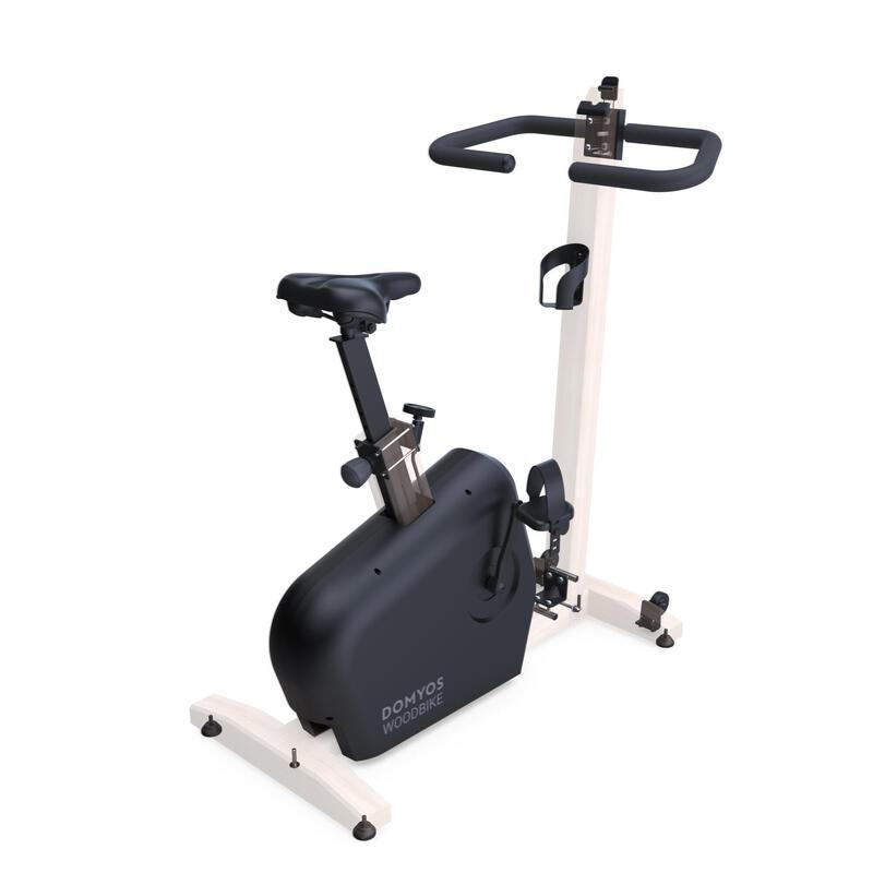 Vélo d'appartement en bois Domyos Woodbike (partie mécanique 2/2)