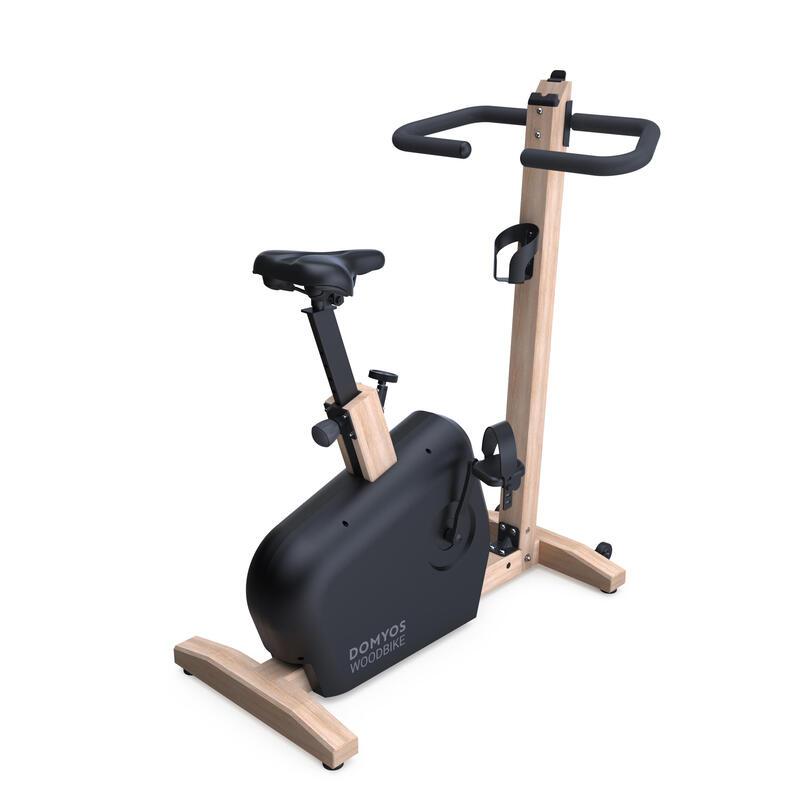 Vélo d'appartement en bois Domyos Woodbike