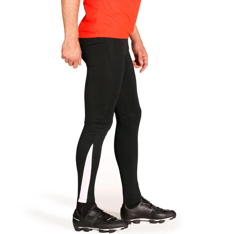 100 Road Cycling Tights - Black