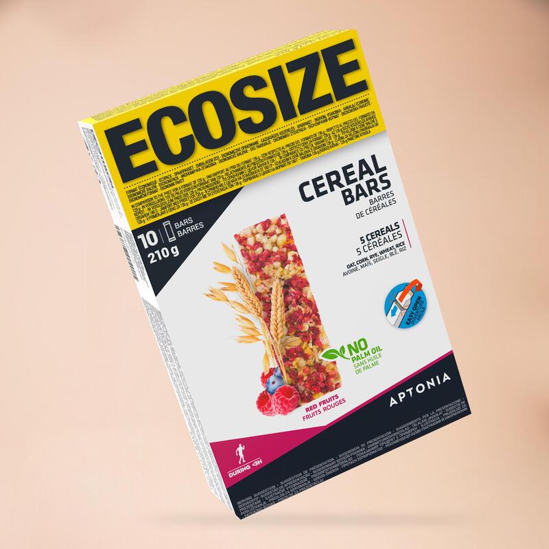 Baton de Cereale Clak ECOSIZE Fructe de pădure 10x21 g
