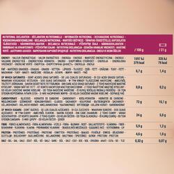 Barra de cereais CLAK com pepitas de frutos vermelhos ECOSIZE 10 x 21g
