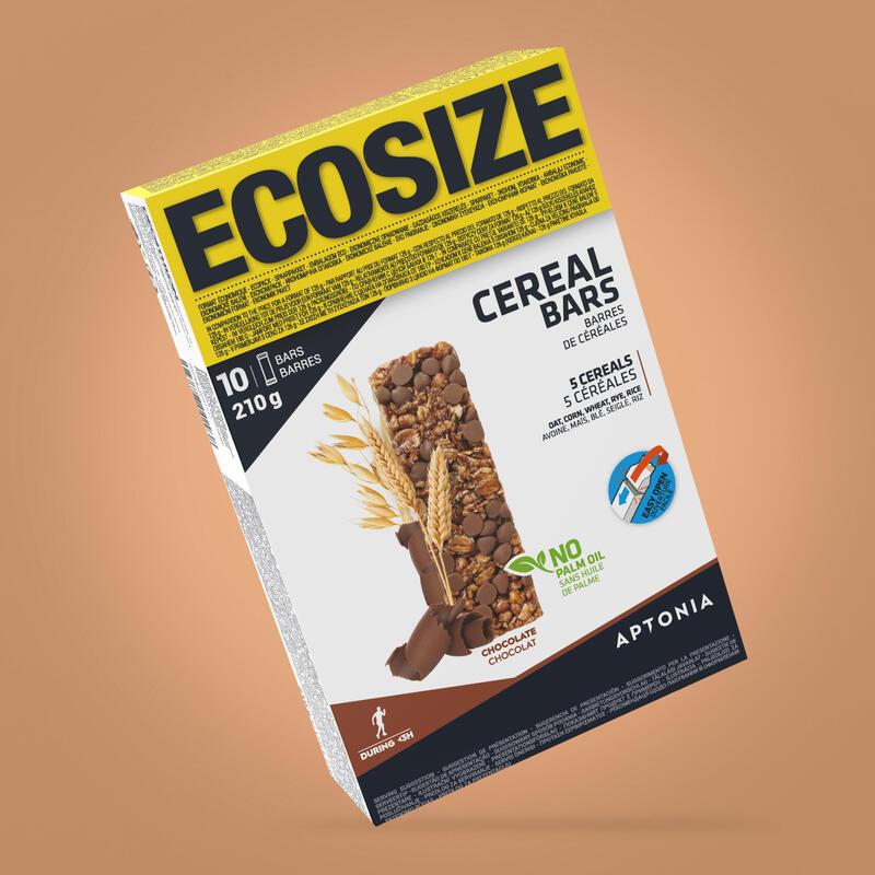 Baton cereale ciocolată Ecosize Clak 10x21g