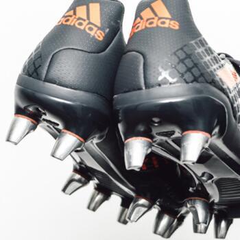 Crampons Smartpower 11/13mm à visser alu rugby, football pour chaussures Adidas