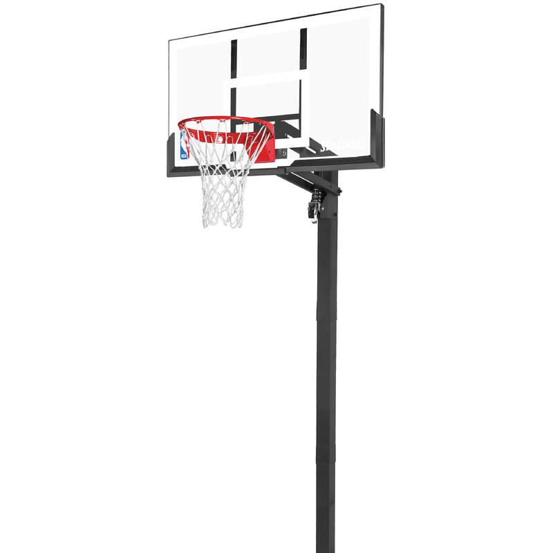 BASKETBALOVÉ KOŠE Basketbal - KOŠ NBA GOLD INGROUND SPALDING - Basketbalové koše