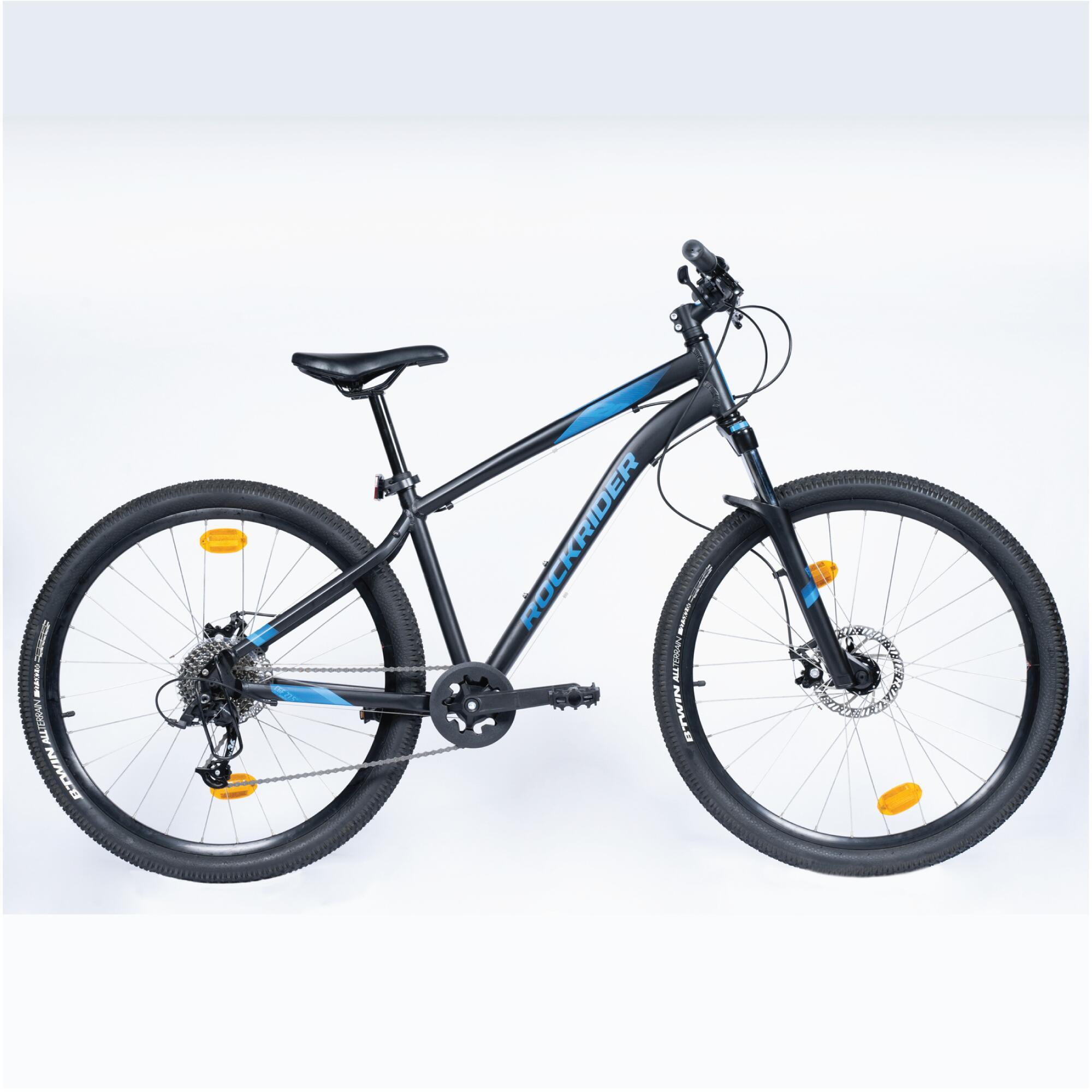 ROCKRIDER ST120 27.5_QUOTE_ MOUNTAIN BIKE- BLACK/BLUE