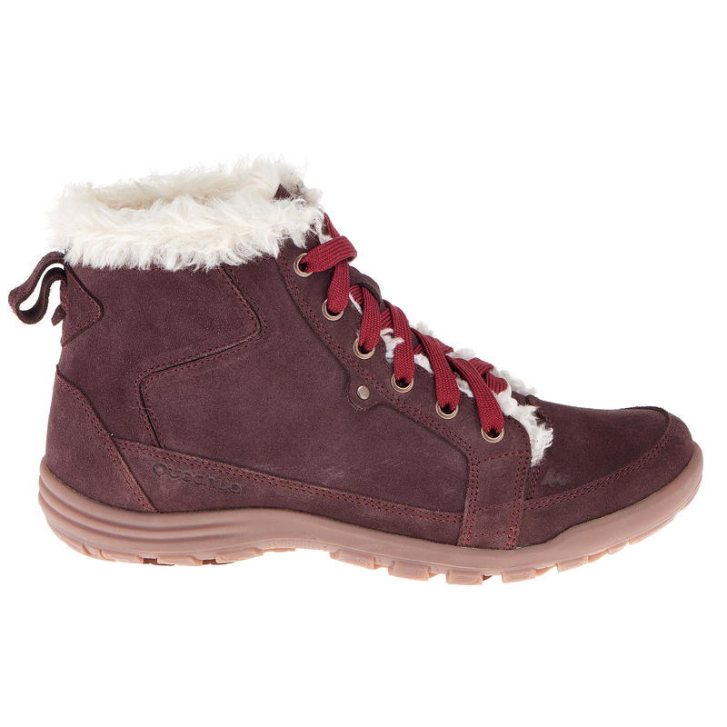 Arpenaz 500 Mid Warm Women's Hiking Boots - Colo