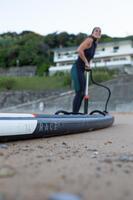 Stand-Up Paddle & Kayak High-Pressure Pump