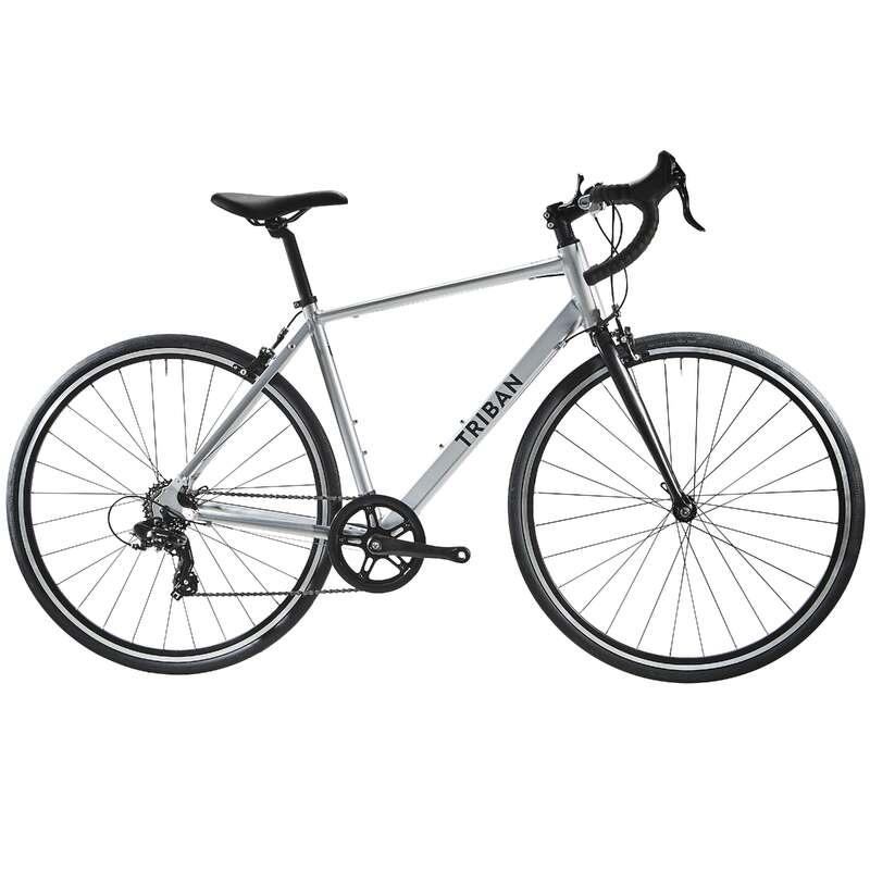 BICICLETĂ ȘOSEA - Bicicletă de șosea RC100 TRIBAN