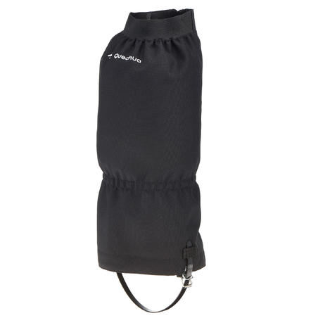 TREK 500 Trekking Gaiters - Black