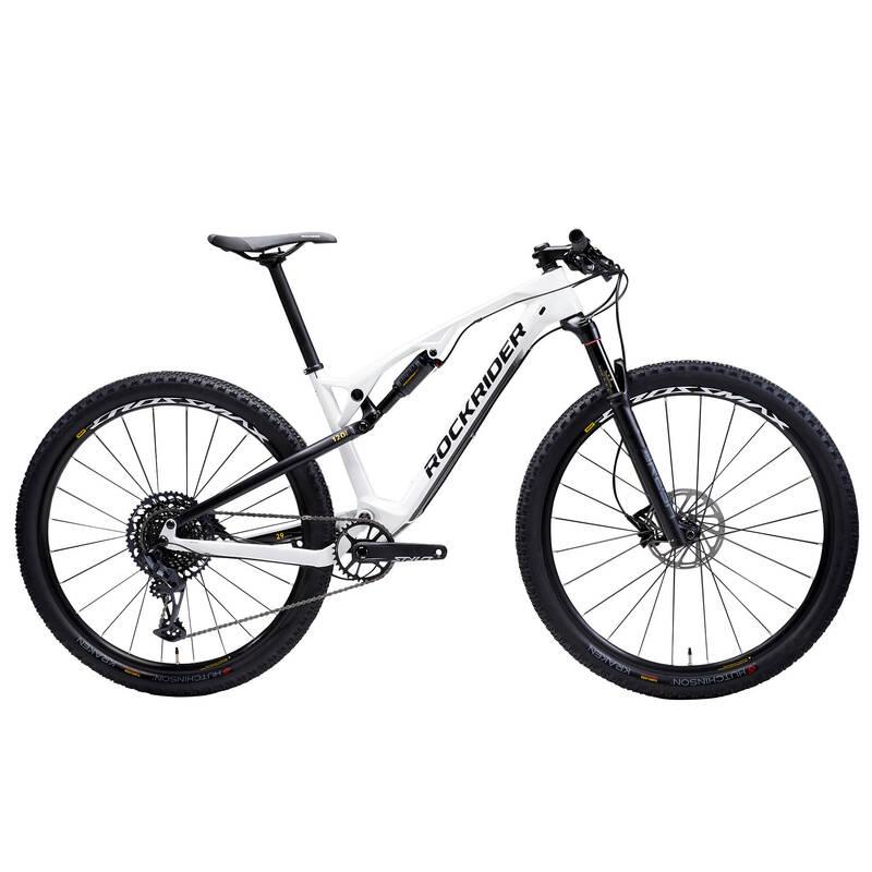 HORSKÁ KOLA CROSS COUNTRY Cyklistika - HORSKÉ KOLO XC900 S ROCKRIDER - Jízdní kola