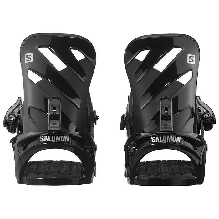 Fixações de snowboard, homem e mulher, Salomon RHYTHM
