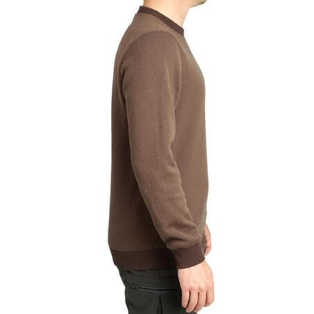 """Medžioklinis džemperis """"100"""", rudas"""