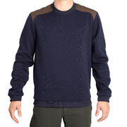Men's Pullover Sweater SG-500 Blue