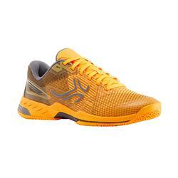 男款多種場地網球鞋 TS990 - 黃色