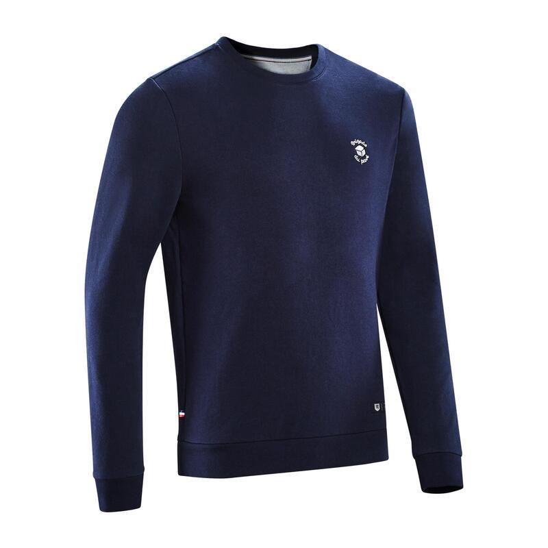 Brigade du Pavé Lifestyle Collection Sweatshirt - Navy