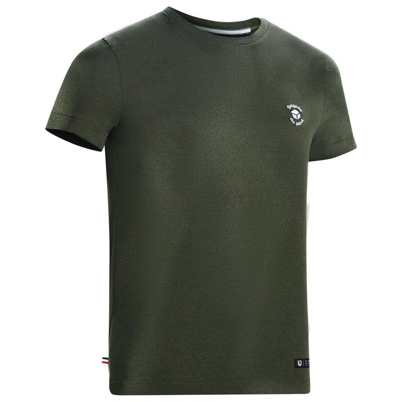 Brigade du Pavé Lifestyle Collection T-Shirt - Khaki