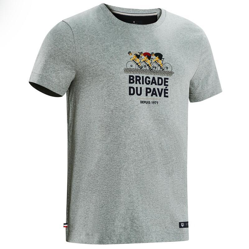Brigade du Pavé Lifestyle Collection T-Shirt - Grey