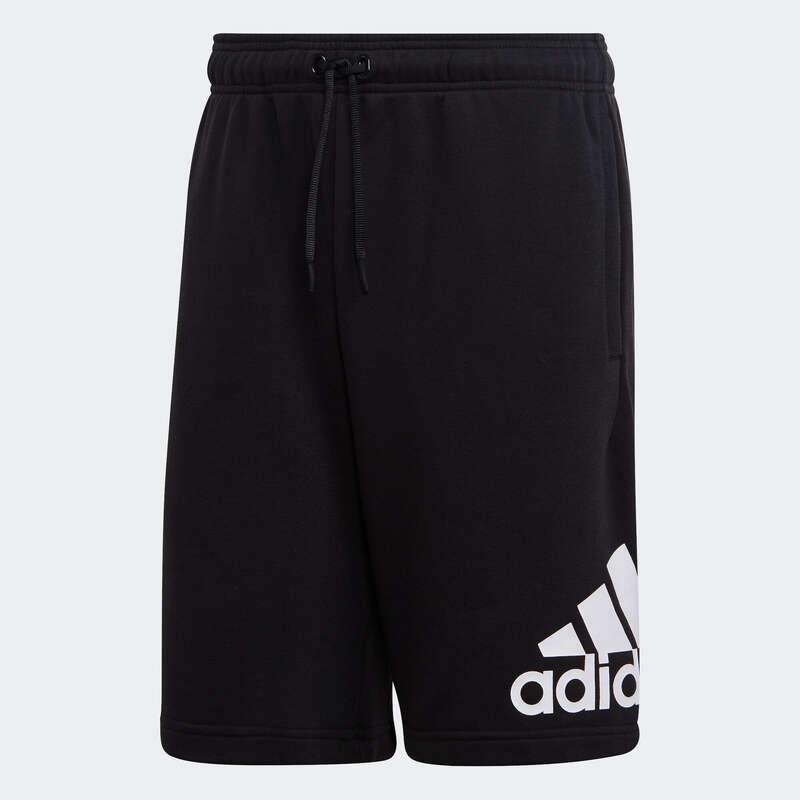 KLÄDER FÖR GYMNASTIK, PILATES, HERR Pilates - Shorts Adidas Herr svart ADIDAS - Pilates Kläder, Herr