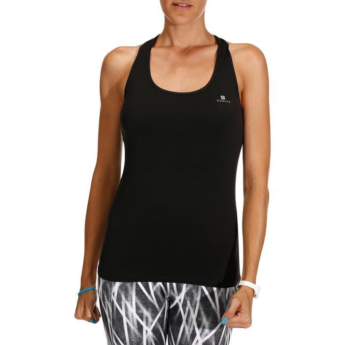 Débardeur fitness cardio femme MY TOP - 205326