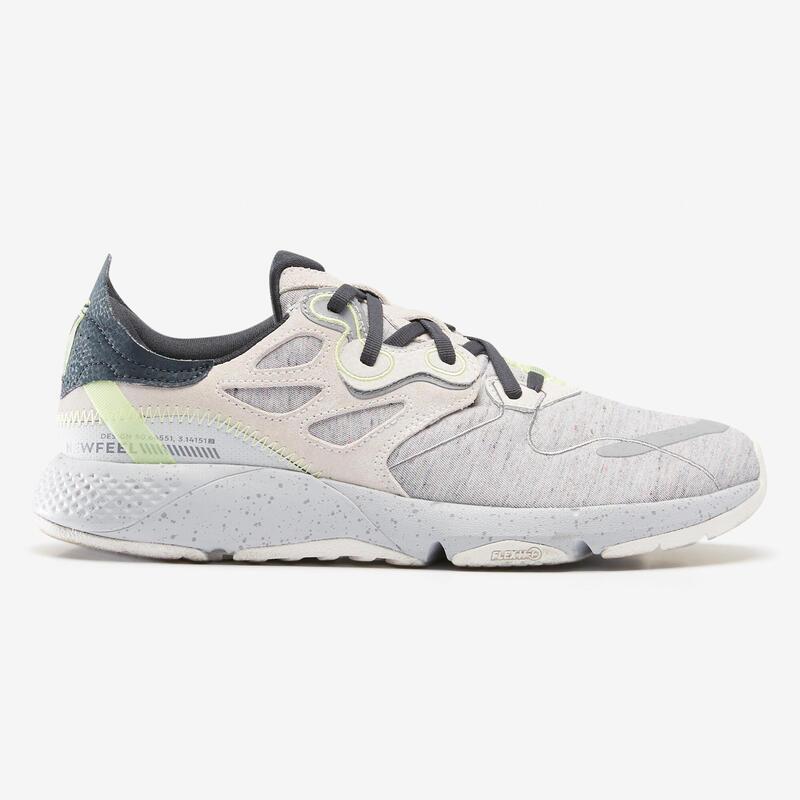 Chaussures marche urbaine femme ACTIWALK 500 gris