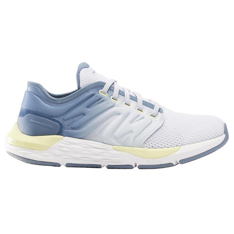 Chaussures de marche sportive Sportwalk Confort bleu/gris